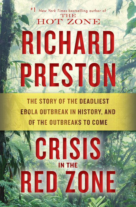 Richard Preston on legacy of The Hot Zone and the future of Ebola outbreaks 2