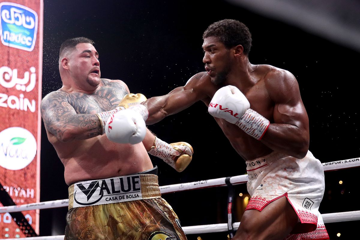 Anthony Joshua Vs Andy Ruiz Highlights