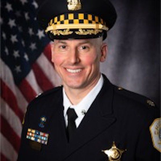 Chicago police Cmdr. Eric Winstrom