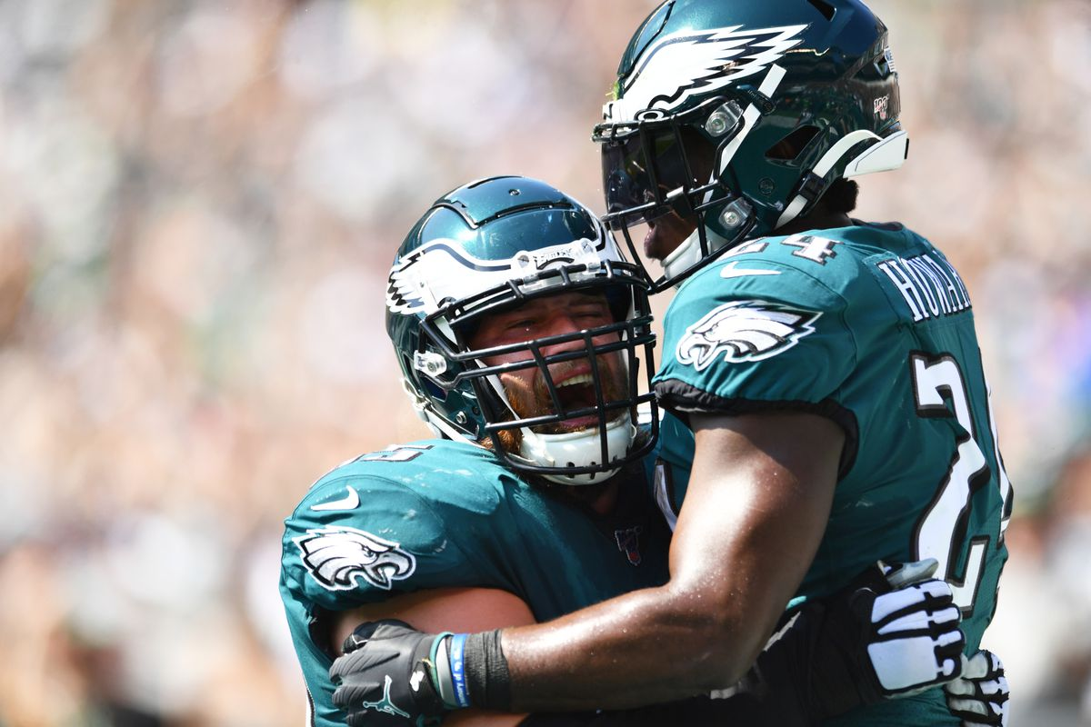 NFL: SEP 22 Lions at Eagles