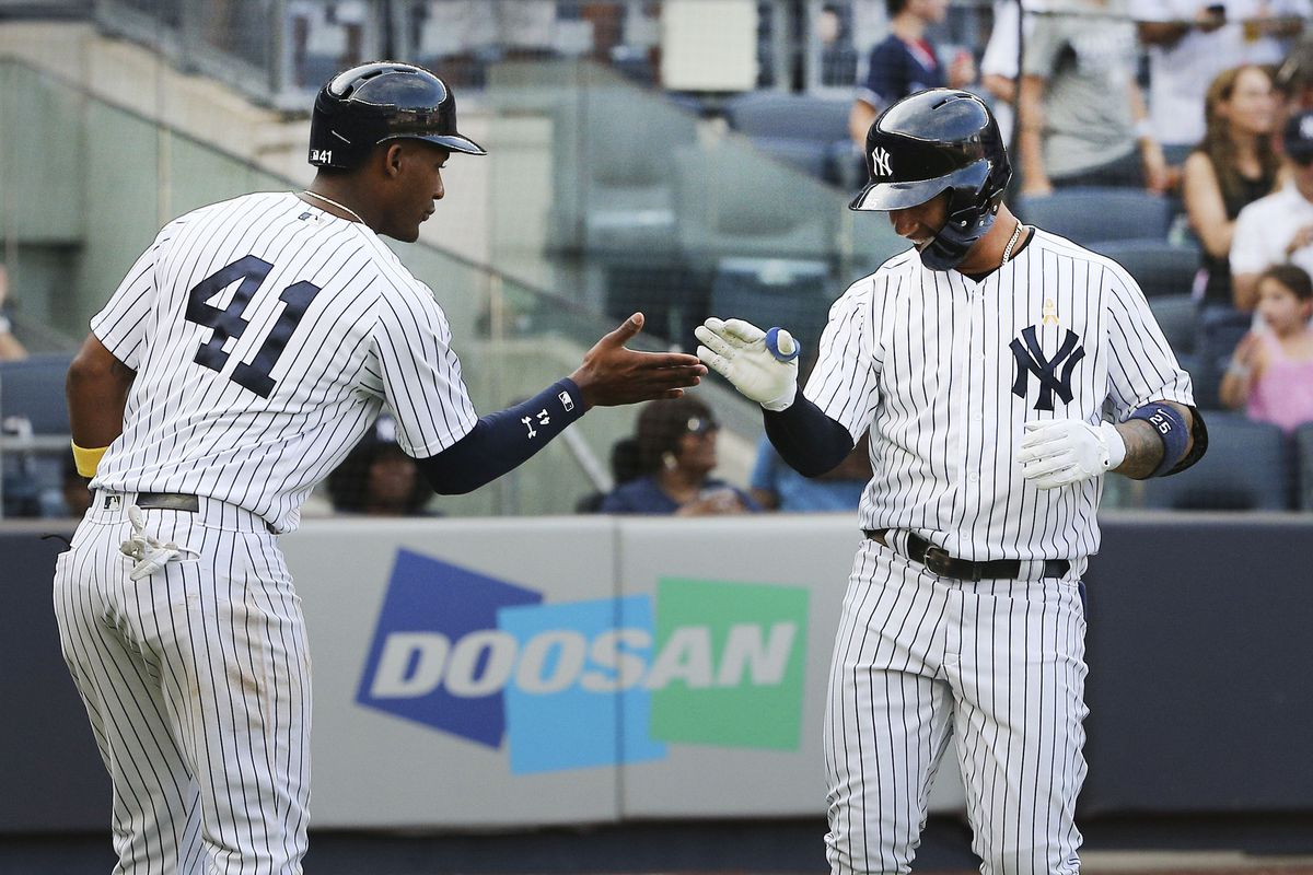 28d75b9ce5a Miguel Andujar and Gleyber Torres not winning Rookie of the Year would not  be an injustice