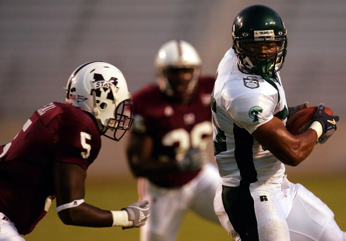 Mississippi State Bulldogs vs Tulane Green Wave
