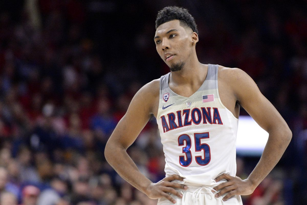 Arizona's Allonzo Trier ruled ineligible for failed PED test
