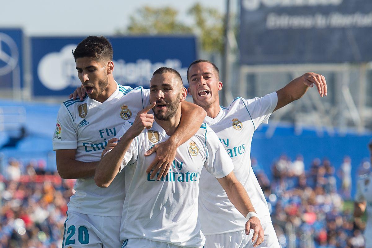 Getafe v Real Madrid - La Liga