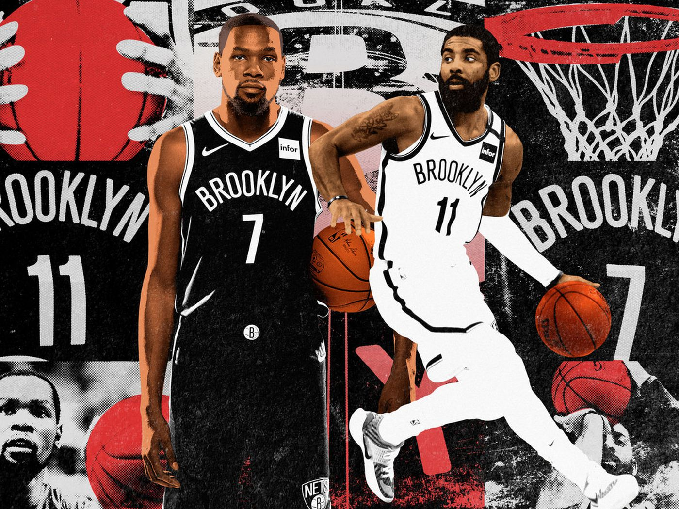 The Nets Could Be Scary Good With Or Without James Harden The Ringer