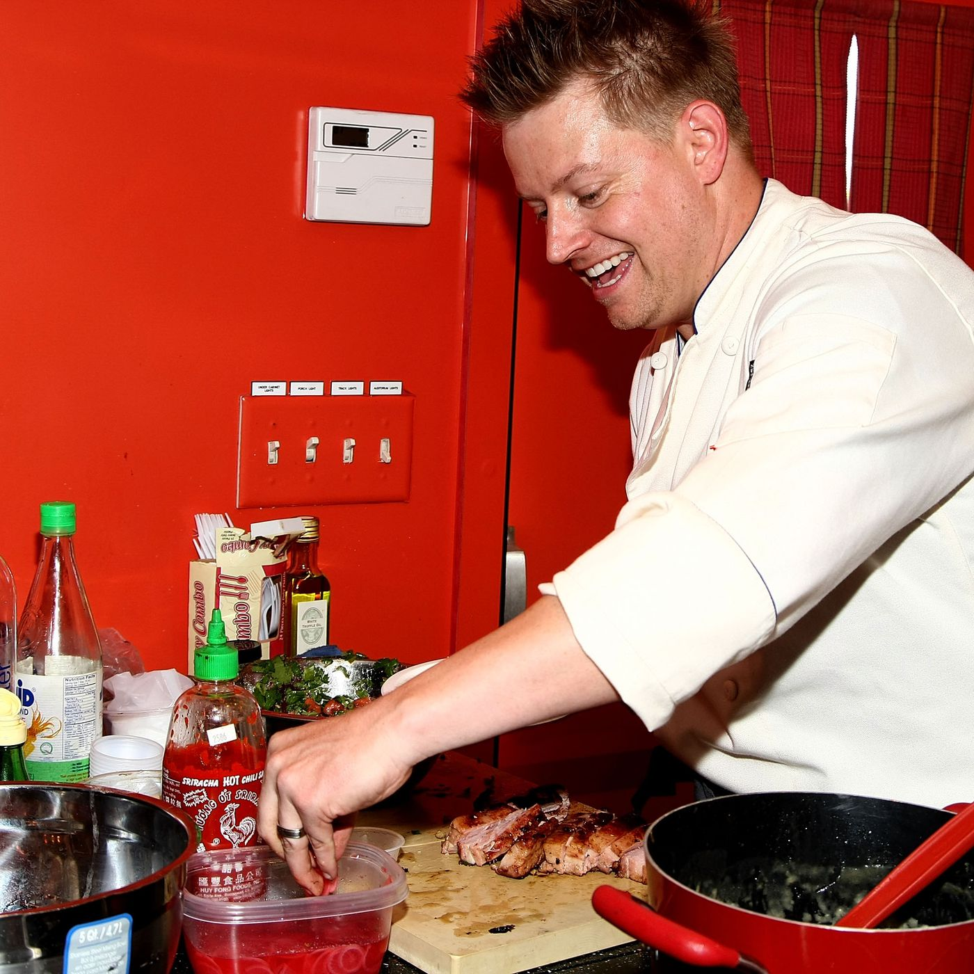 Chipotle Hires Richard Blais To Spiff Up Its Burger Concept Eater