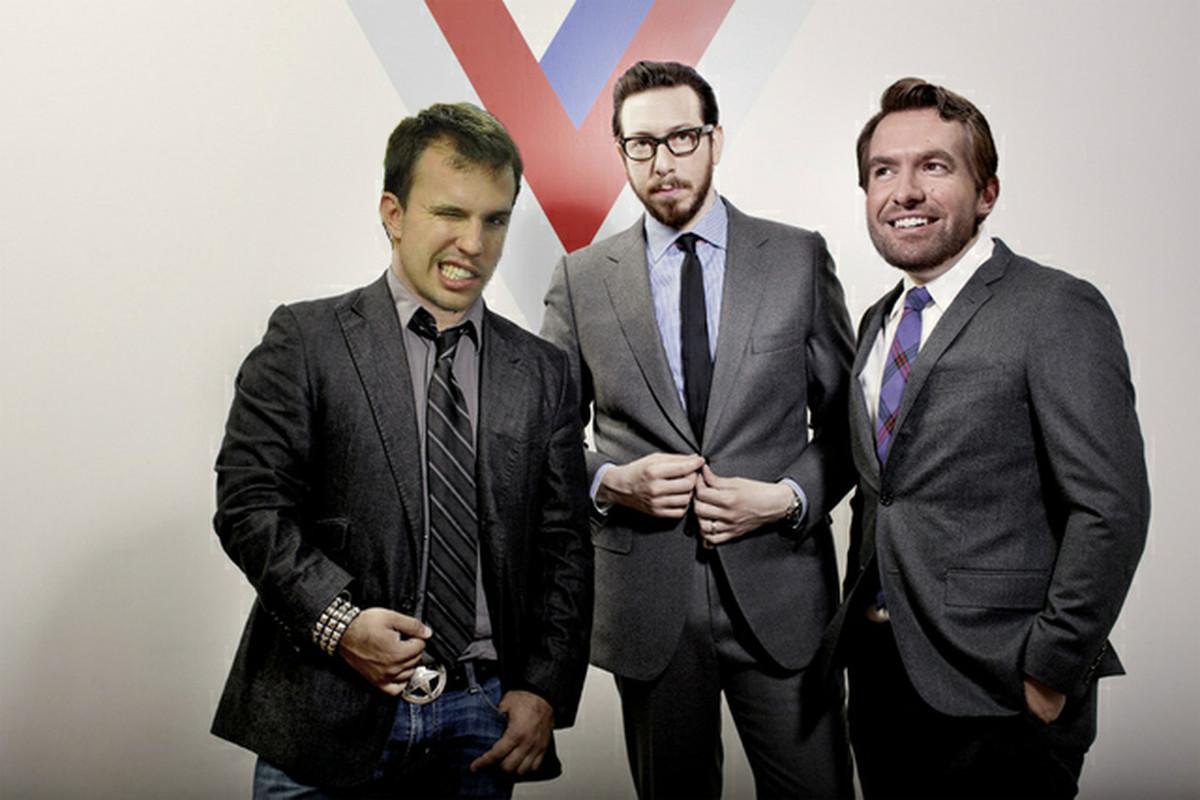 Vergecast (David, Josh, and Ross)