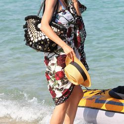Heidi Klum in St. Tropez