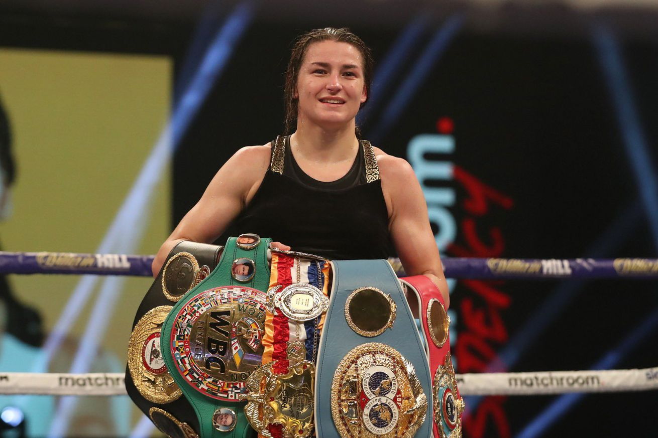 Em0n5S3W4AAaCDB.0 - What's next for Katie Taylor after another successful title defense?