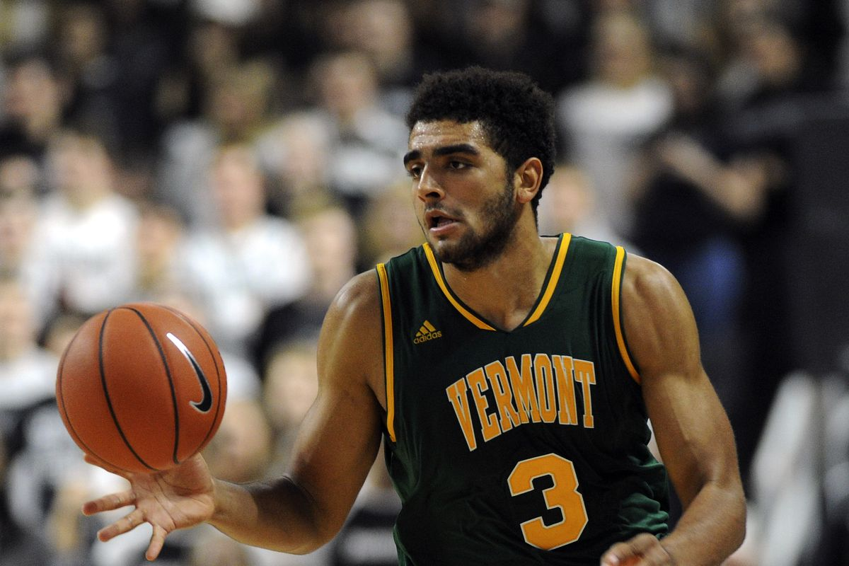 NCAA Basketball: Vermont at Providence