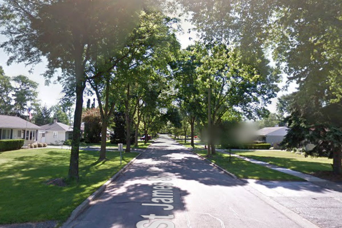 A person was killed in a crash June 14, 2020, in the 2300 block of St. James Street in Rolling Meadows.