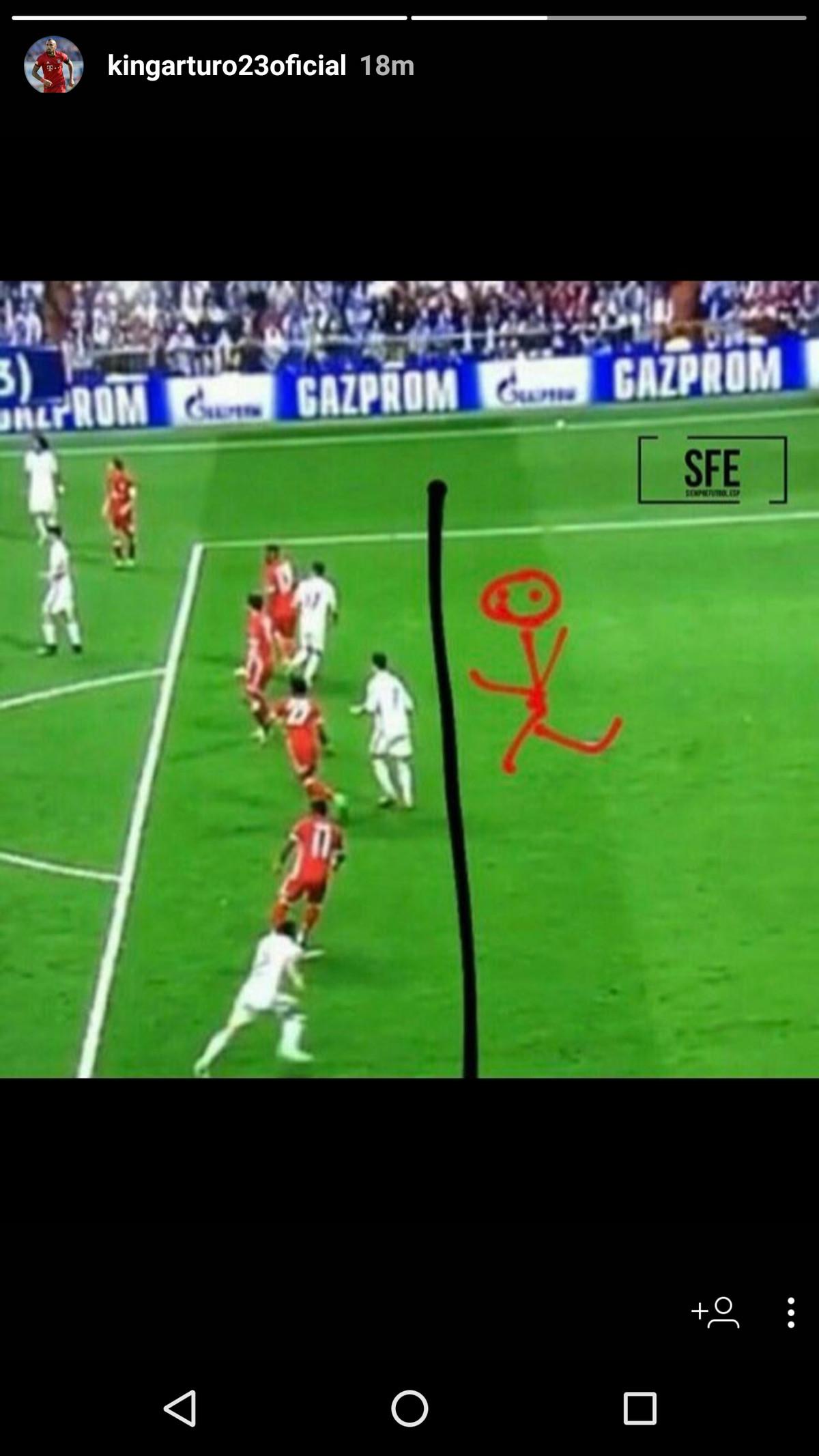 A Bayern Munich fan explains why Arturo Vidal NEEDS to start