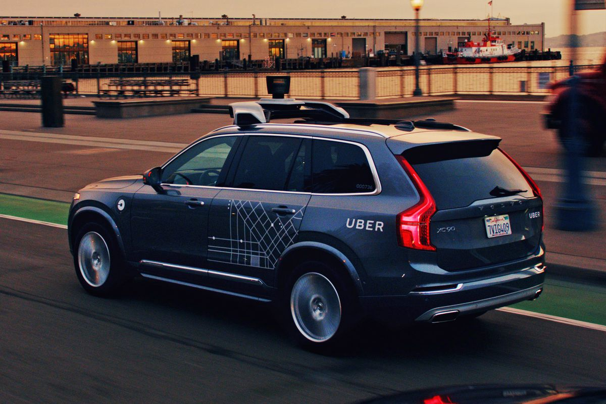 Uber Suffered From Self Driving Car Problems Before Sundays Fatal Crash