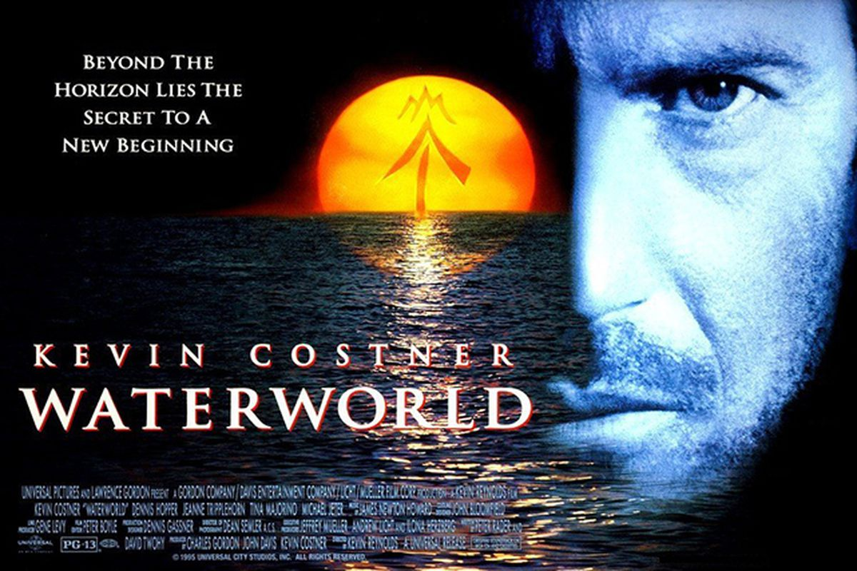 Electric Ride On Cars >> 'Waterworld' was a massive flop, right? - The Verge
