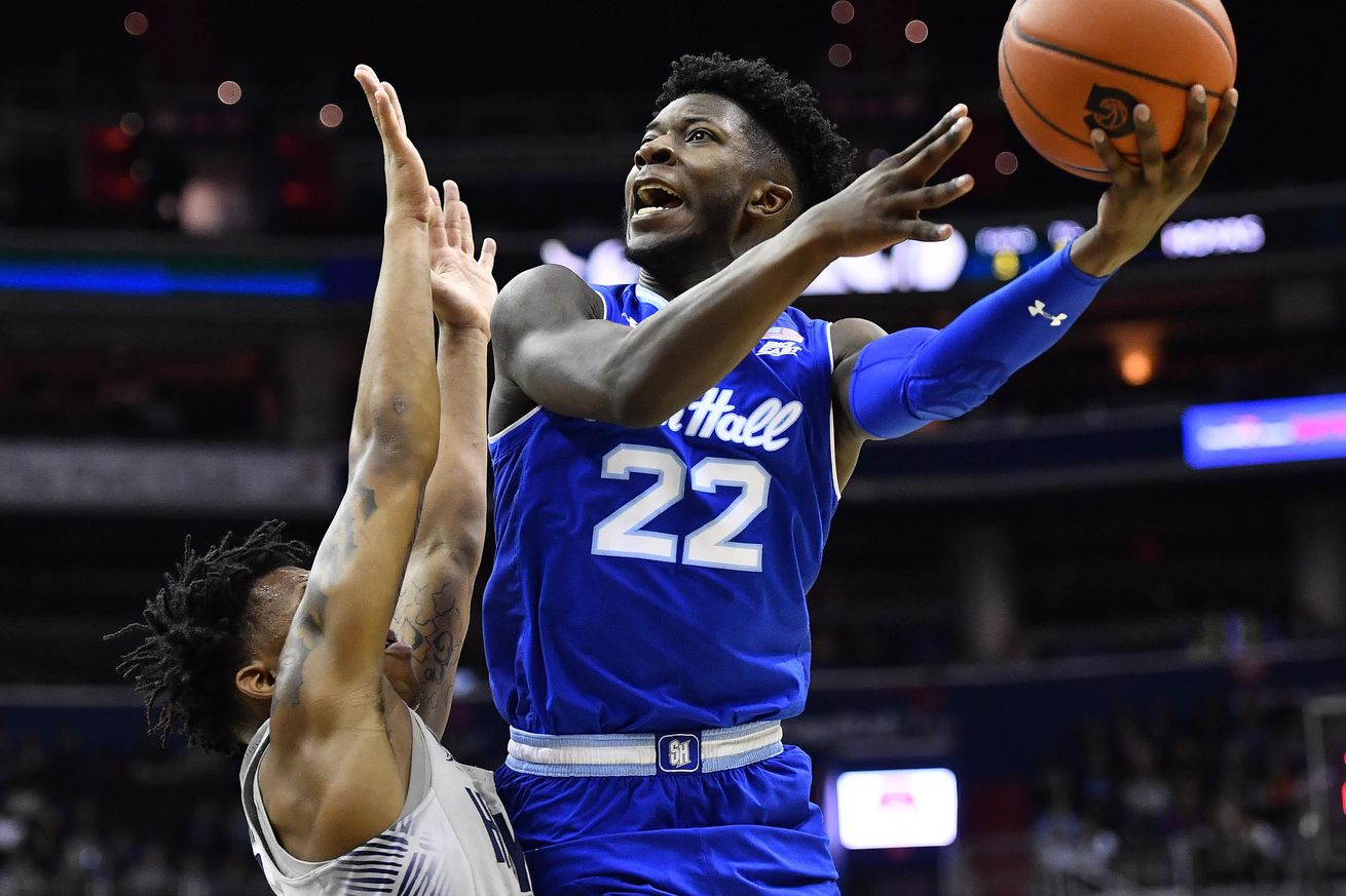 Seton Hall is back in the field today, thanks to Alabama's loss to Auburn. But the Pirates aren't the only newcomer.