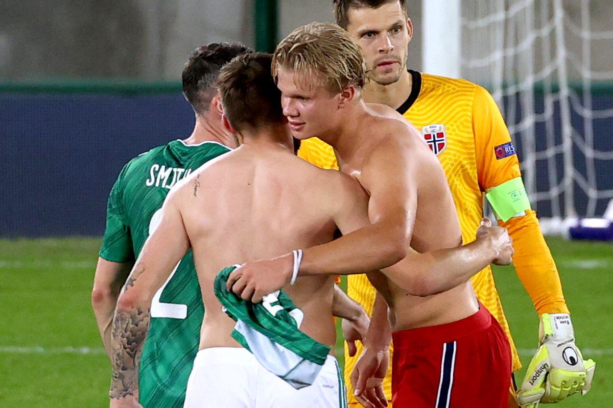 Northern Ireland v Norway - UEFA Nations League - Group 1 - League B - Windsor Park