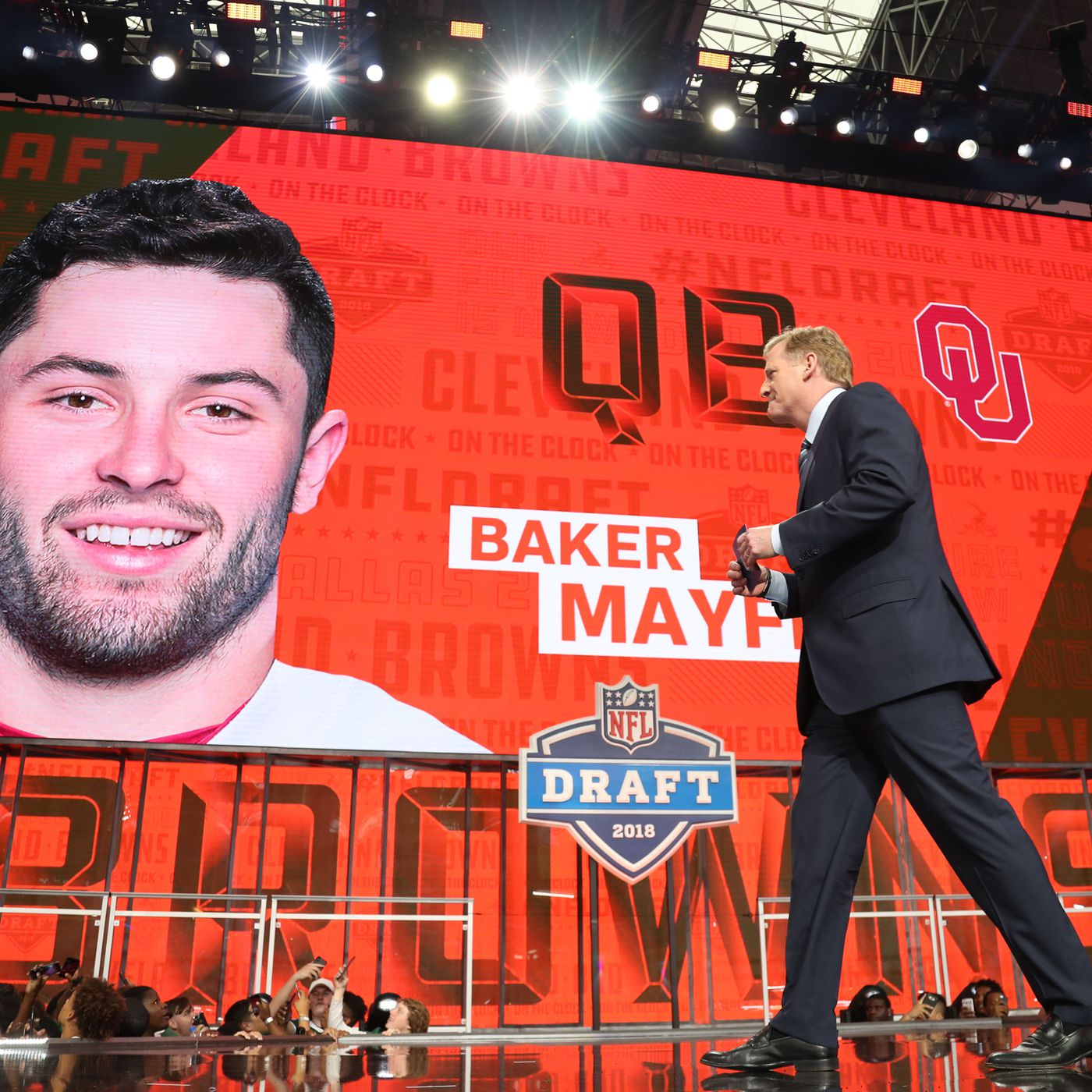 166b8596 5 reasons the Browns should be excited about Baker Mayfield — and 1 reason  to worry