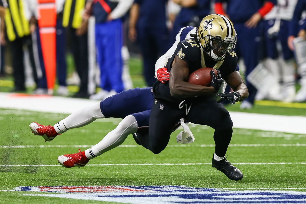 NFL: SEP 17 Patriots at Saints