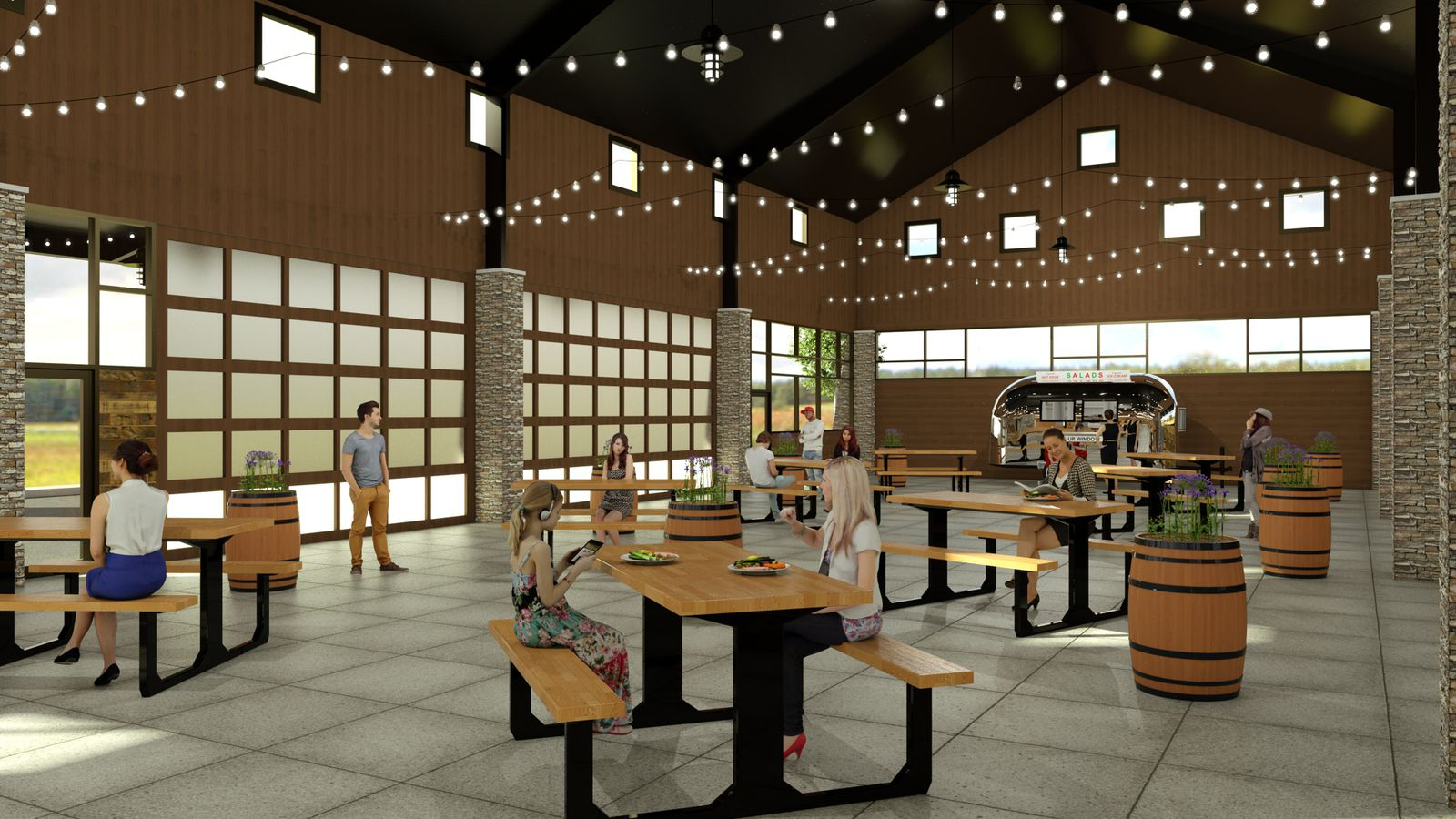 Happy Valley to Get Giant Food Cart Pod This Summer ...