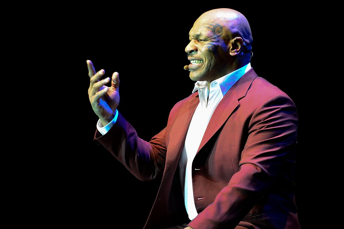 """Mike Tyson """"Undisputed Truth"""""""