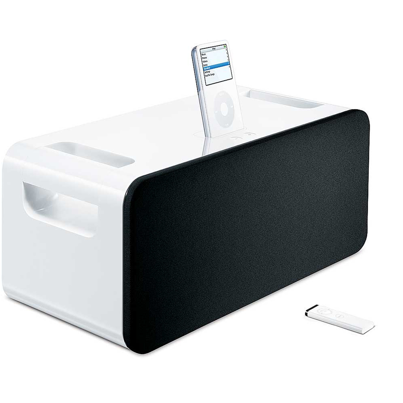 How to hook up your iPhone with Apple s vintage iPod Hi Fi speaker