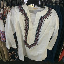 Tunic, $95 (was $350)