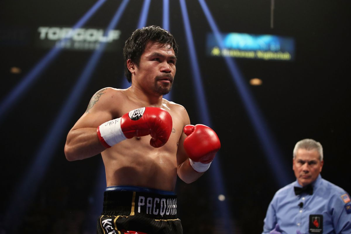 Report: Manny Pacquiao vs Keith Thurman could headline July 20 FOX PPV