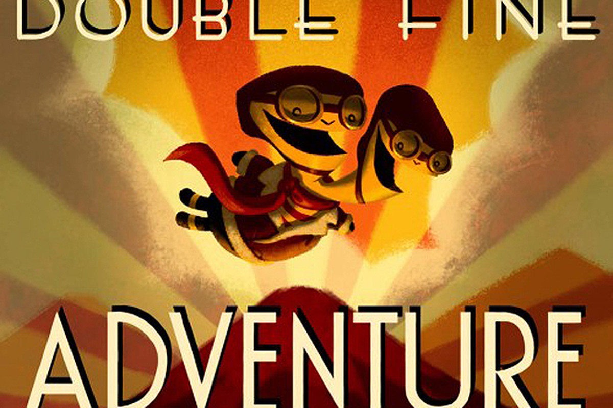 Double Fine Adventure!