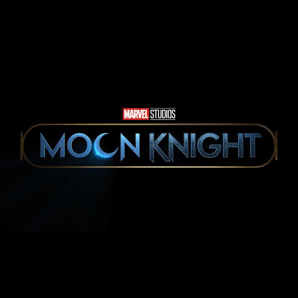 moon knight disney streaming series logo