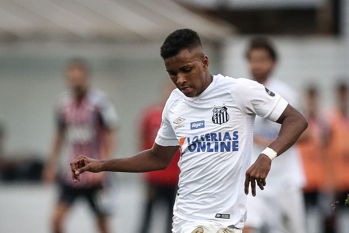Santos v Sao Paulo -Brasileirao Series A 2018