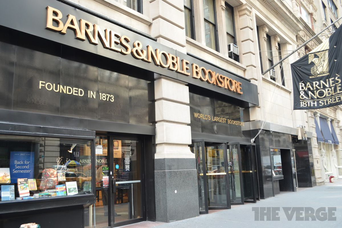 Barnes Noble Objects To Proposed Doj Ebook Settlement Credits