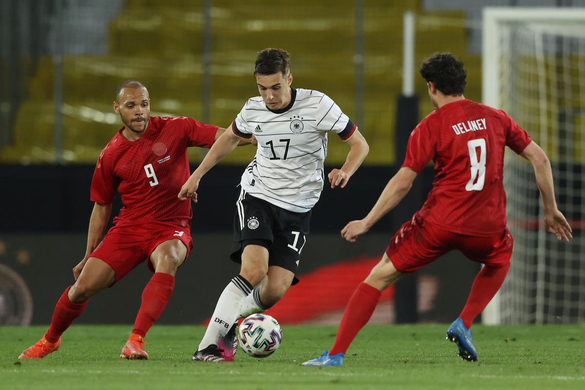 Match awards from Germany's 1-1 draw against Denmark - Bavarian Football  Works