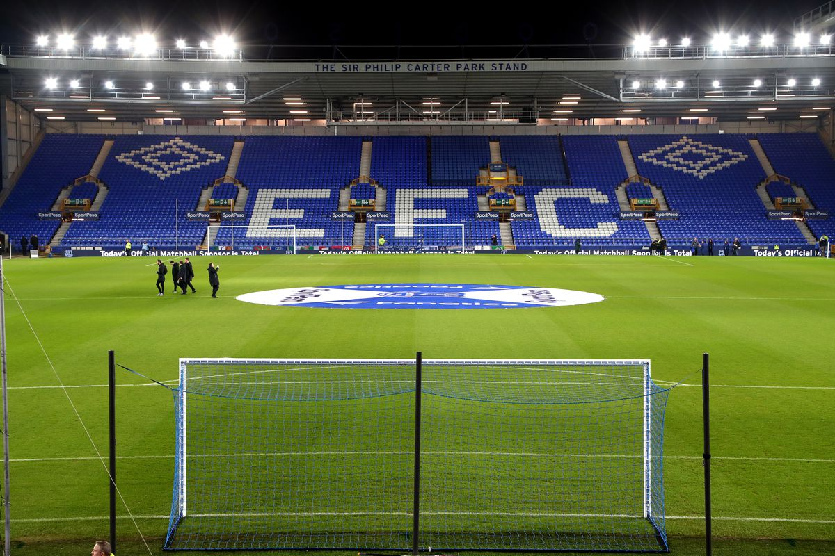 Everton v Newcastle United - Premier League - Goodison Park