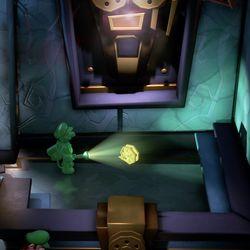 Luigi's Mansion 3 8F yellow gem