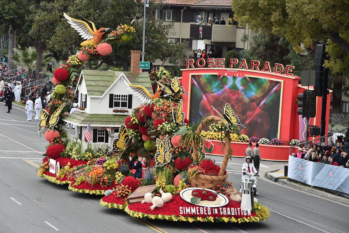 Rose Parade 2018 live stream: Time, TV schedule, and how to
