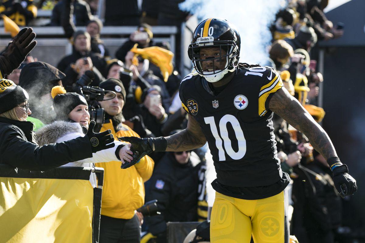 NFL: JAN 14 AFC Divisional Playoff Jaguars at Steelers