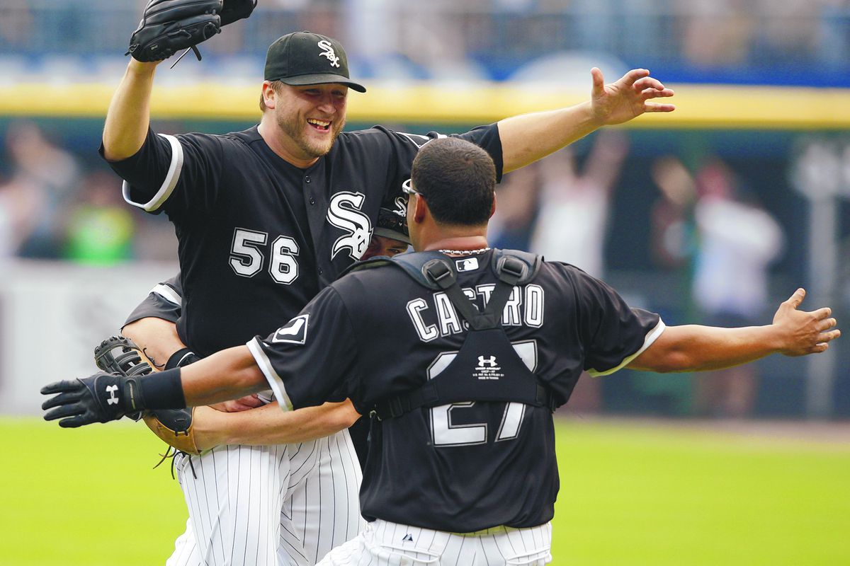 Former White Sox Mark Buehrle recalls perfection