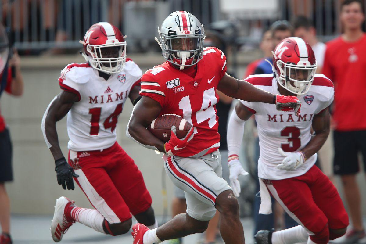 NCAA Football: Miami (Ohio) at Ohio State