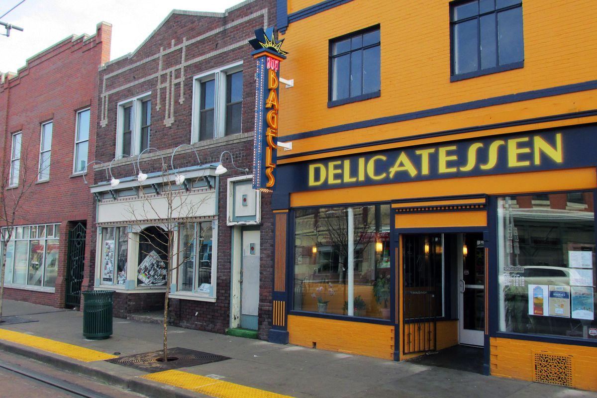 Rosenberg's Bagels & Delicatessen