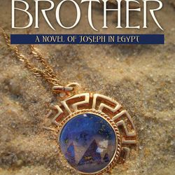 """""""The Eleventh Brother: A Novel of Joseph in Egypt"""" is by Rachel S. Wilcox."""