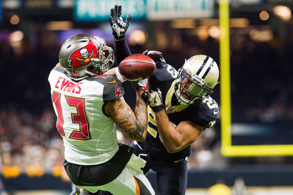 Bucs Mike Evans suspended for one game for blindside hit on