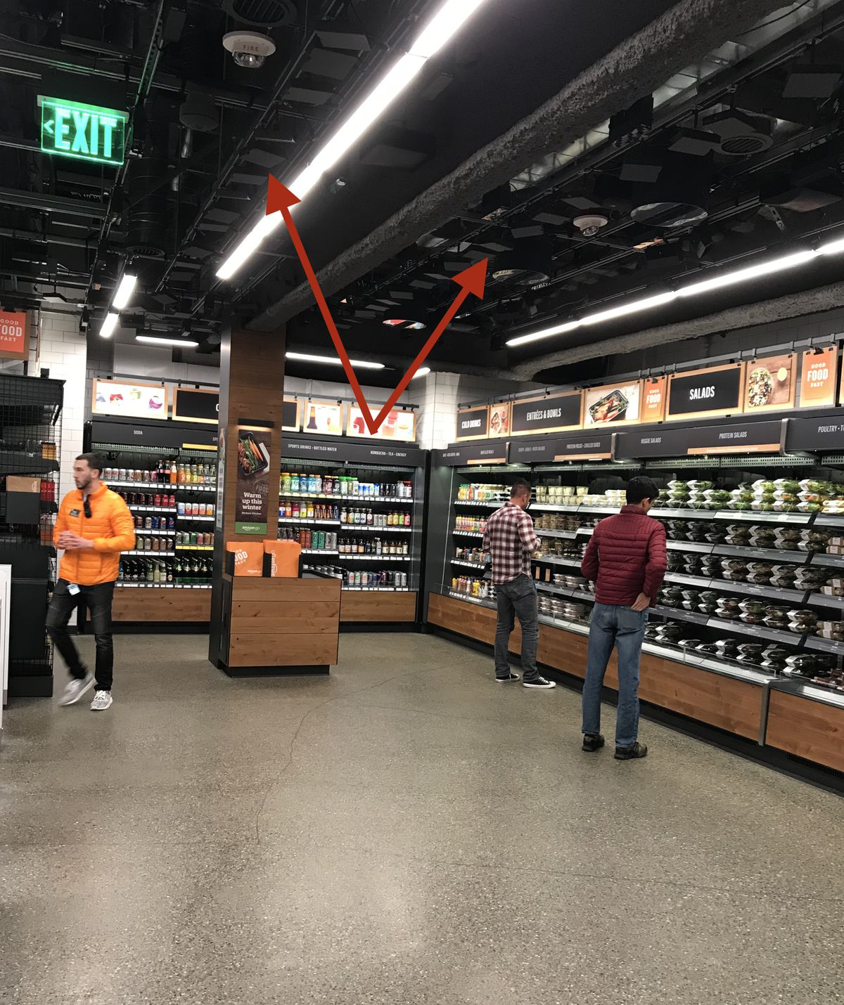 Amazon Go, A High-tech Version Of A 7-Eleven, Will Finally