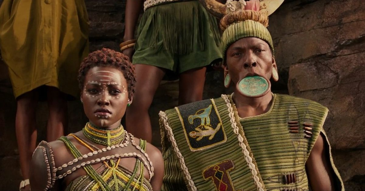 black panther�s makeup designer on the challenges of head