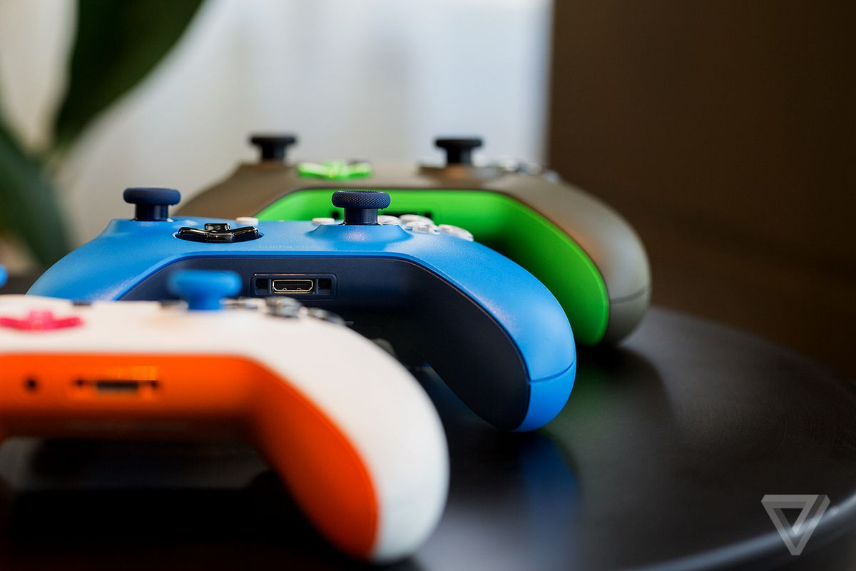 Xbox One Bluetooth Controllers Pave The Way For IOS And Android Game - Minecraft pc version mit controller spielen