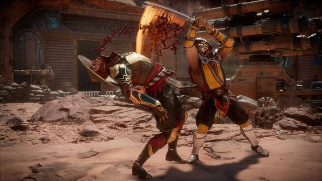 First Mortal Kombat 11 gameplay trailer looks great, disgusting
