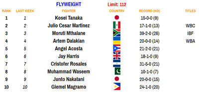 112 110220 - Bad Left Hook Boxing Rankings (Nov. 2, 2020): Davis joins Canelo as only fighters ranked in two divisions