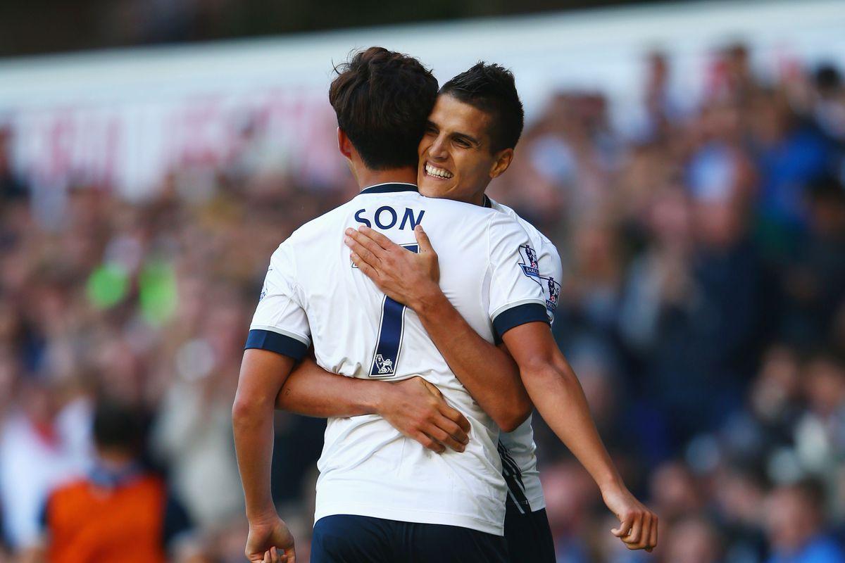 Tottenham Hotspur v Crystal Palace - Premier League