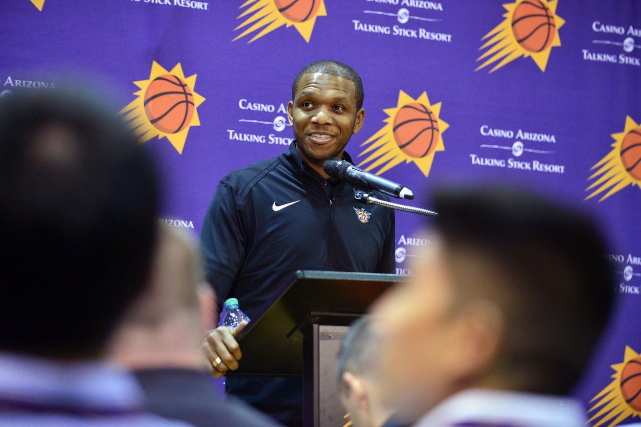 2019-20 Phoenix Suns Media Day