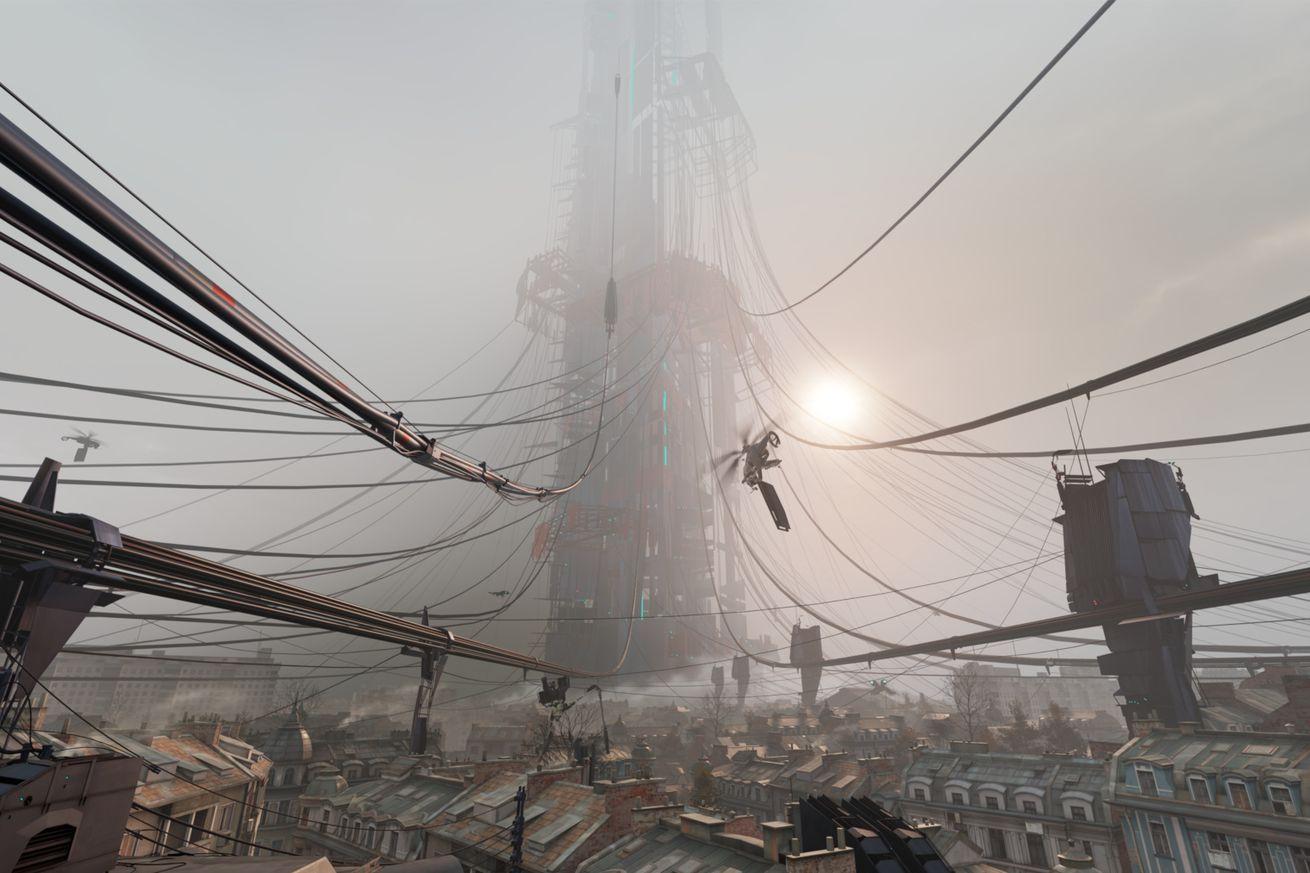 Half-Life: Alyx art