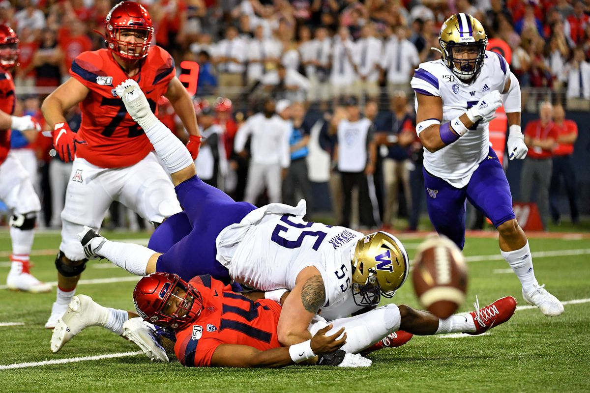 Ball security among correctable measures for Arizona heading to USC